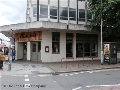 Nandos On High Street Restaurant Portuguese In Slough