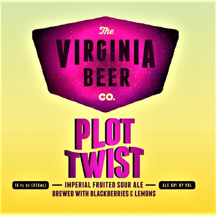 Logo of Virginia Beer Co. Plot Twist