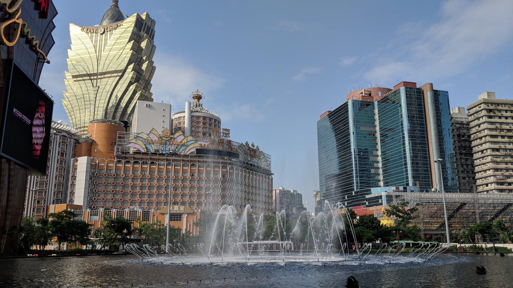 Macau Henry Poon S Blog