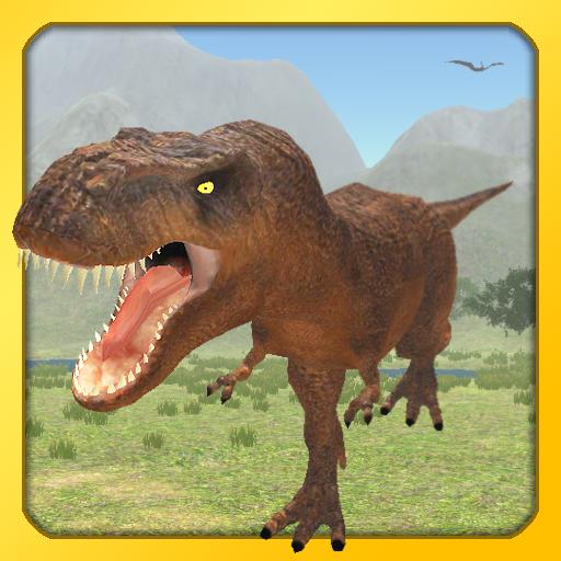 教育の子供のための恐竜パズル3D LOGO-HotApp4Game