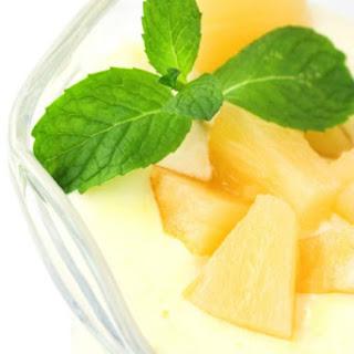 Protein Pineapple Smoothie