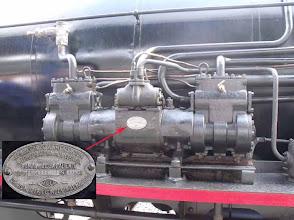 Photo: Pompe à vapeur double