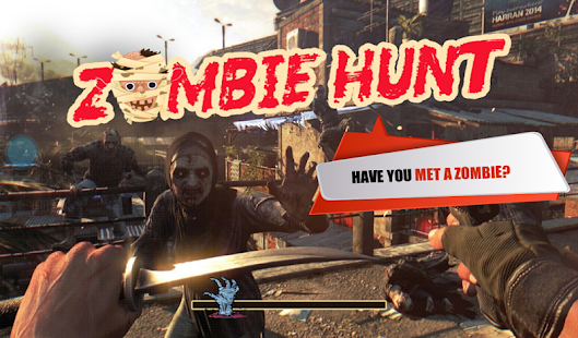 Zombie Hunter Sniper Killer- screenshot thumbnail