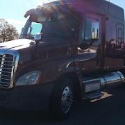 Wallp Freightliner CA125 Truck