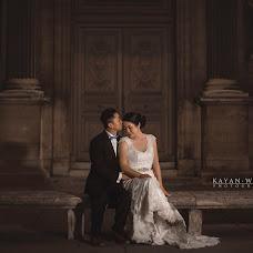 Wedding photographer Kayan Wong (kayan_wong). Photo of 17.10.2018