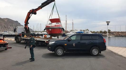 EH Bildu pregunta por la detención de guardias civiles en Almería