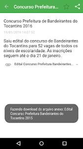 Concursos Mobile 2 screenshot 4