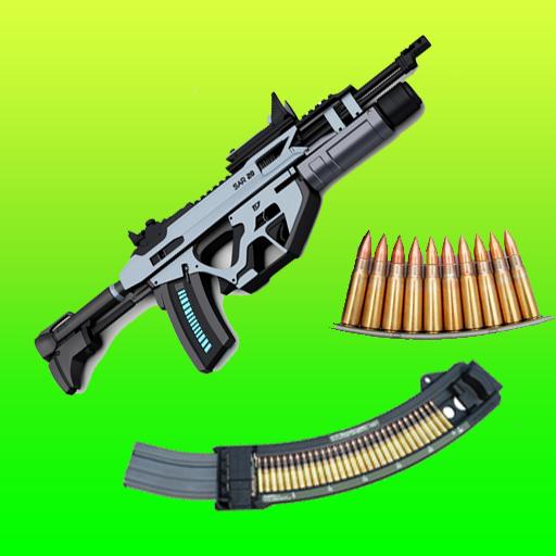 Gun Simulator 1000 Guns