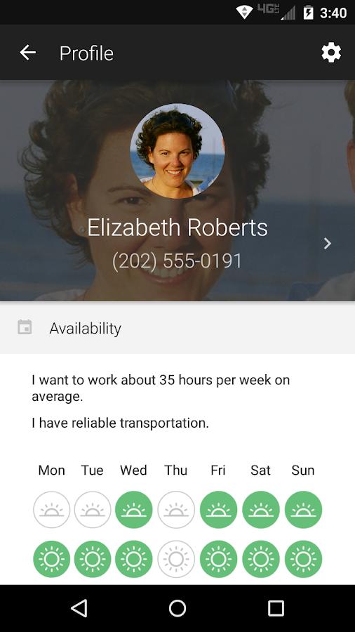 Job Search - Snagajob- screenshot