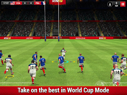Game Rugby Nations 19 APK for Windows Phone