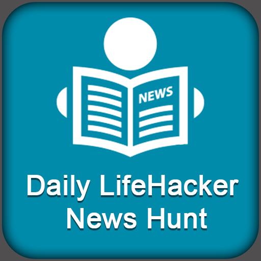 LifeHacker NewsHunt hacks tips