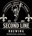 Logo for Second Line Brewing