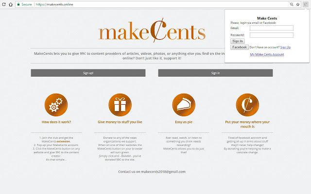 Make Cents