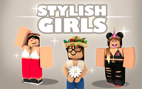 Girls Skins for Roblox 1