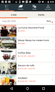 Find Your Food Truck- screenshot thumbnail