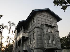 Photo: Casa de Fierro- the Iron House, designed by Gustav Eiffel, Maputo, Mozambique