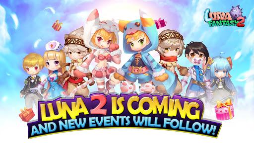 Luna Fantasy  captures d'écran 1