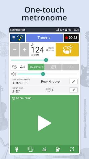 Tuner & Metronome 4.38 app download 2