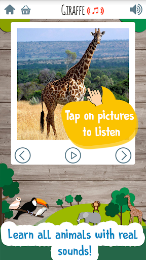 Kids Zoo Game: Preschool screenshot 2