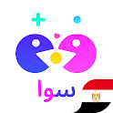 Sawa ARE - Egyptian voice chat room icon