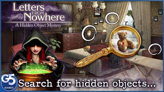 Letters From Nowhere®: Mystery- screenshot thumbnail