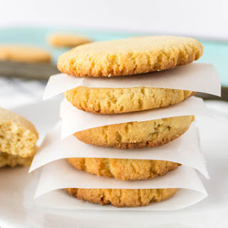 Low Carb Pudding Cookies.