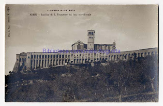 Photo: Assisi, Basilica di S.Francesco dal lato meridionale