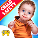 Children Basic Rules of Safety : Child Safety icon