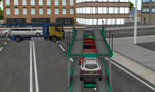 玩免費模擬APP|下載貨物車トラック輸送 app不用錢|硬是要APP