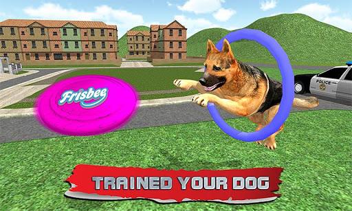 警犬训练辛2015年