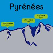 Pyrenees Mountains 1.3 Icon