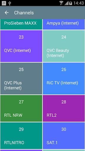 Smart Samsung Tizen TV Remote