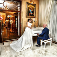Wedding photographer Tamerlan Tamaev (tamik1974). Photo of 02.12.2016