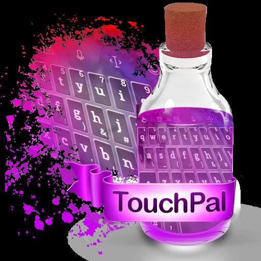 モーブガラス TouchPal 個人化 App LOGO-硬是要APP