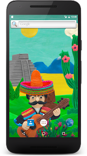 Mexico Live wallpaper Free- screenshot thumbnail