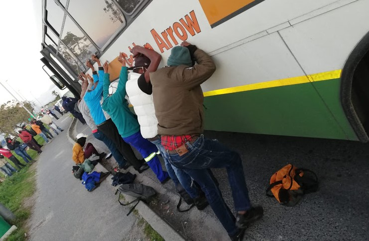 It's tickets for suspected serial bus robbers as passengers point fingers - SowetanLIVE