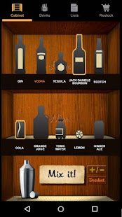 Liquor Cabinet- screenshot thumbnail
