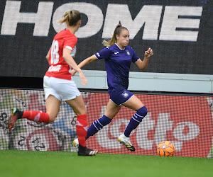 """Tessa Wullaert pleinement satisfaite: """"J'espère que nous avons fait la propagande du foot féminin"""""""