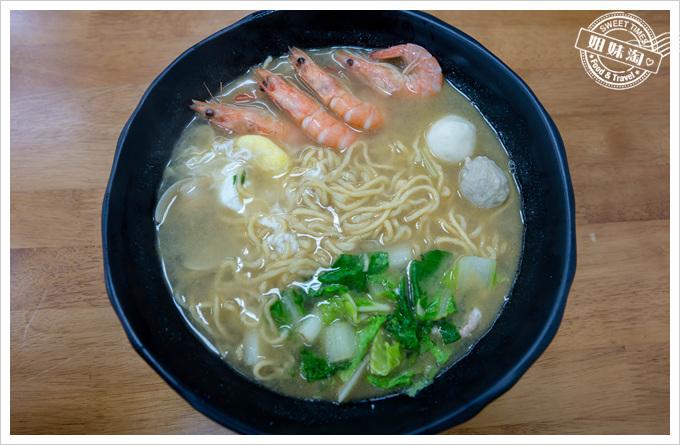 饗賀呷鍋燒意麵