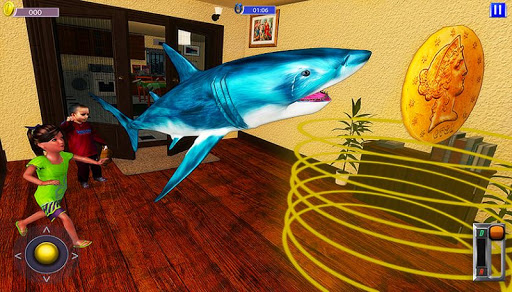 Flying Shark Simulator : RC Shark Games 1.1 screenshots 1