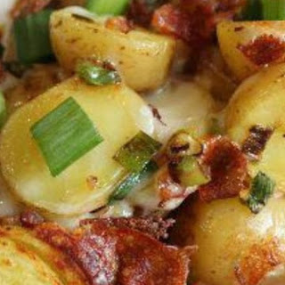 Bacon Cheese Potatoes Chicken Recipes