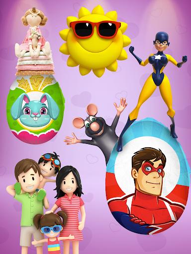 Chocolate Eggs for boys and girls ud83eudd5aud83eudd5a 1.0.1 screenshots 3