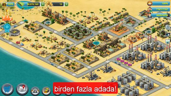City Island 3: Building Sim google play ile ilgili görsel sonucu