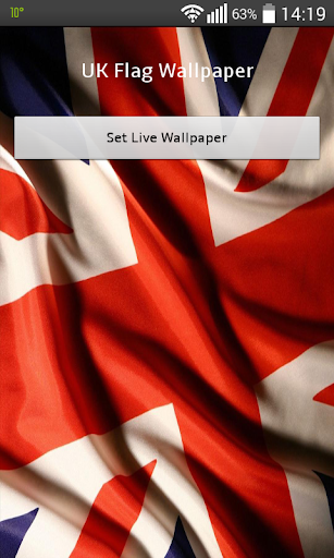 UK Flag Wallpaper