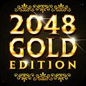 2048 Gold icon