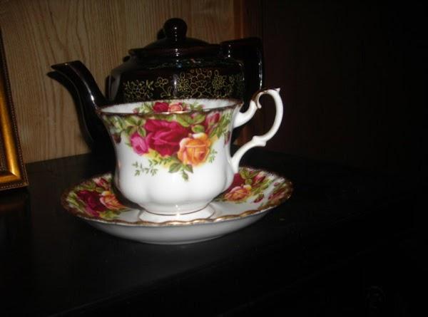 Headache Tea Formula Recipe