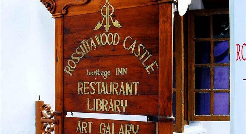 Rossitta Wood Castle
