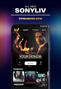 SonyLIV: Originals, Hollywood, LIVE Sport, TV Show 2