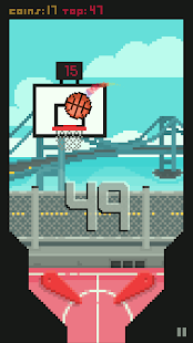 Swish Ball- screenshot thumbnail