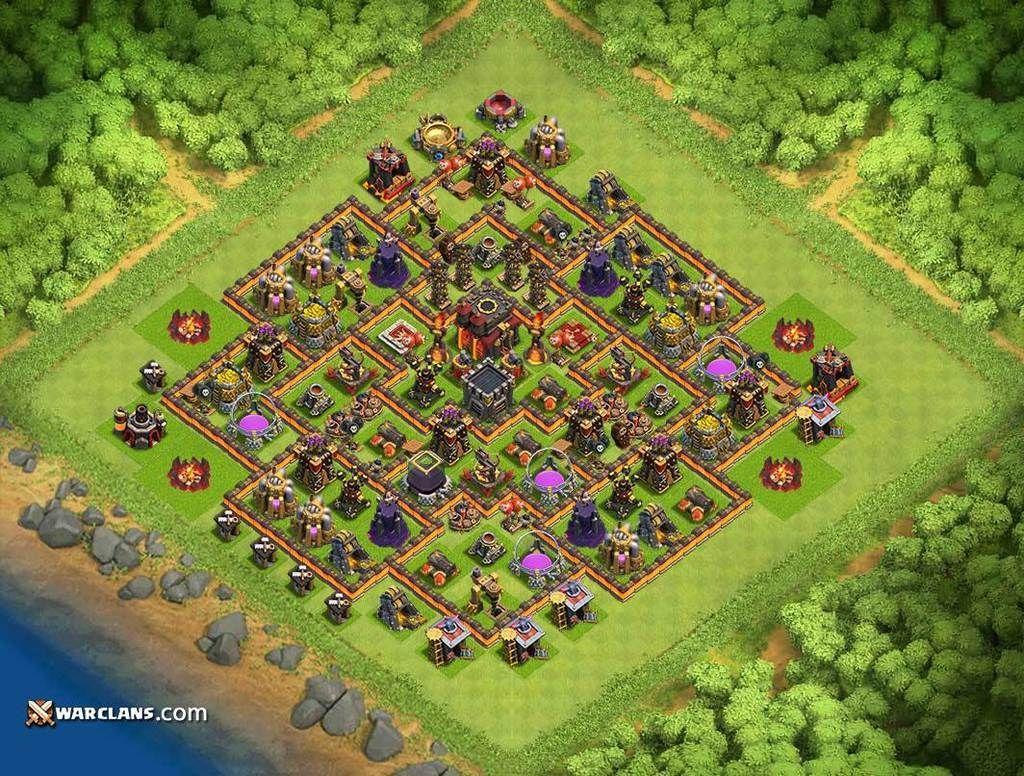 Base Maps COC TH 10 2017- screenshot